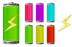 bateria Obraz Royalty Free