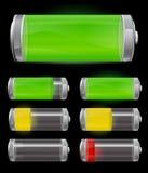 Bateria Imagens de Stock Royalty Free