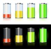 bateria ilustracji