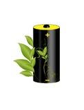 Bateria de Eco ilustração stock