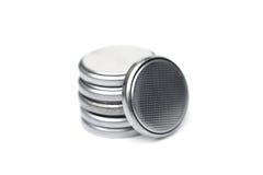 Bateria de lítio Imagem de Stock