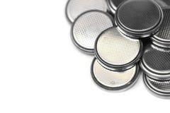Bateria de lítio Imagens de Stock