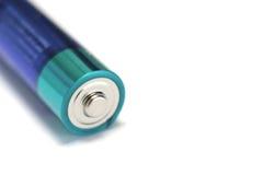 Bateria do AA Imagens de Stock