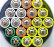 Bateria, energia, Recharge, fundo, cor 3 foto de stock