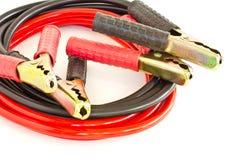 bateria kabel Zdjęcia Stock
