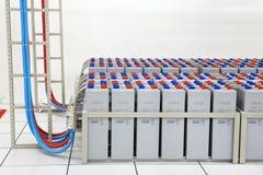 bateria magazyn Obraz Stock