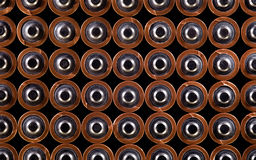 bateria widok juczny odgórny Zdjęcia Stock