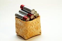 Baterias Imagem de Stock Royalty Free