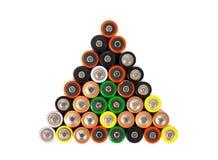 baterias Foto de Stock Royalty Free