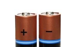 Baterias Fotografia de Stock Royalty Free