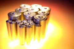 Baterias Fotos de Stock Royalty Free