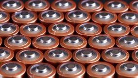 Baterias do AA Fotos de Stock Royalty Free