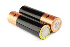 baterie Zdjęcie Royalty Free