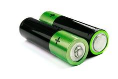 baterie Zdjęcia Stock