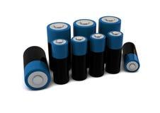 Baterie Zdjęcia Royalty Free