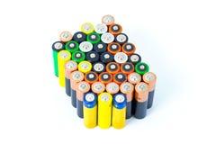 Baterie Obraz Royalty Free