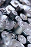 baterii sterta Zdjęcie Royalty Free