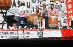Bateristas japoneses Fotografia de Stock