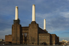 Batersea power plant. In south London Stock Photos