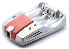 bateryjna alkaliczna ładowarka Zdjęcie Royalty Free