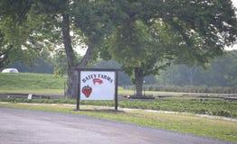 Bateylandbouwbedrijven, Murfreesboro, TN royalty-vrije stock foto