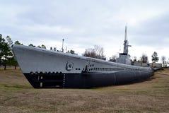 Batfish d'USS Photographie stock