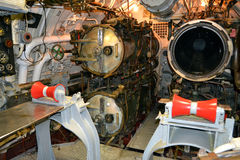 Batfish de USS Imagens de Stock