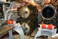 Batfish di USS Immagini Stock