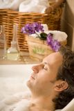 Bath royalty free stock photo