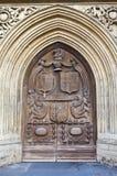 Bath Abbey Royalty Free Stock Photography