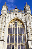 Bath Abbey Royalty Free Stock Photo