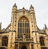 Bath Abbey in Bath Stock Photo