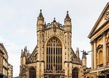 Bath Abbey in Bath Royalty Free Stock Photos