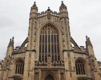Bath Abbey in Bath Royalty Free Stock Image