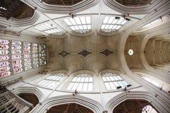 Bath Abbey, Bath, Royalty Free Stock Image