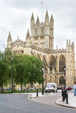 Bath Abbey in Bath. Somerset, England Stock Photo
