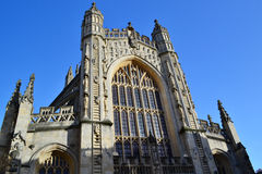 The Bath Abbey Church Royalty Free Stock Images