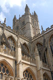 Bath Abbey in England Stock Images