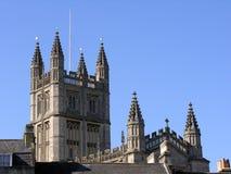 Bath Abbey In England. Bath Abbey in the city of Bath England Stock Photography