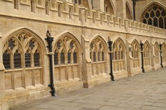 Bath Abbey, England Royalty Free Stock Images