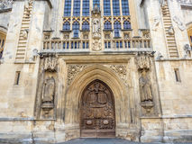 Bath Abbey in England Stock Photography