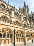 Bath Abbey in England Royalty Free Stock Images