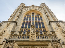 Bath Abbey in England Royalty Free Stock Photography