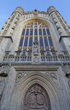 Bath abbey, England Royalty Free Stock Photos
