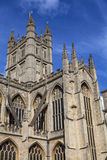 Bath Abbey in Somerset Royalty Free Stock Photos