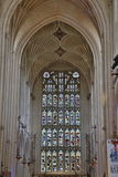Bath Abbey in the south west of england Stock Photography