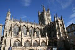Bath Abbey, UK Stock Photos