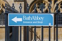 Bath Abbey Stock Photography