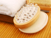 Bath accessories Stock Photos