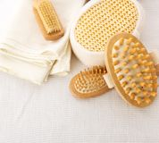 Bath accessories Stock Image